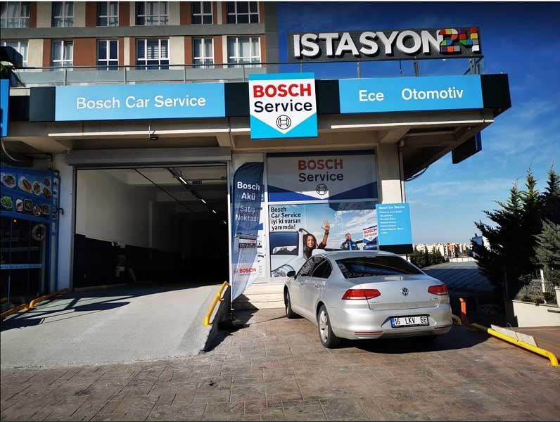 Ece Otomotiv Bosch Car Service